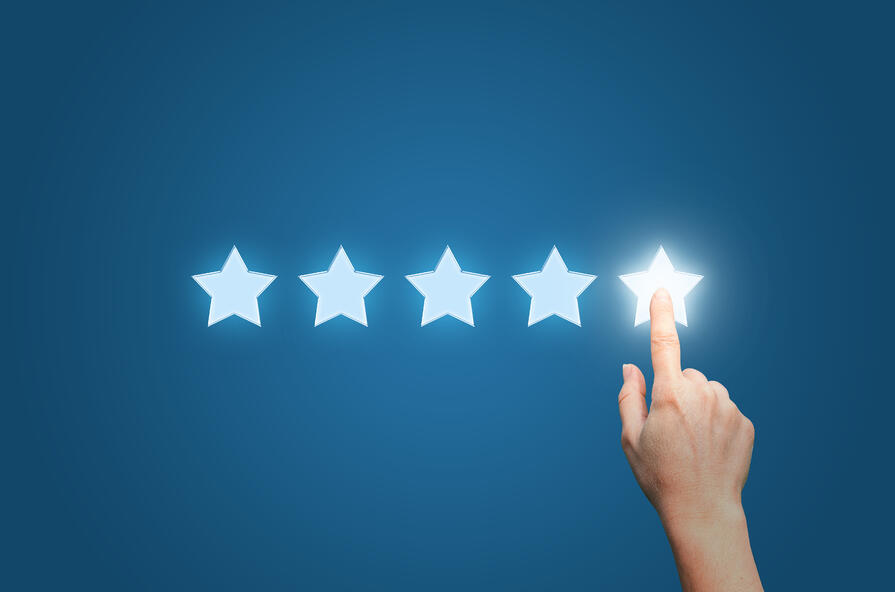 How to clean up with a five-star audit rating
