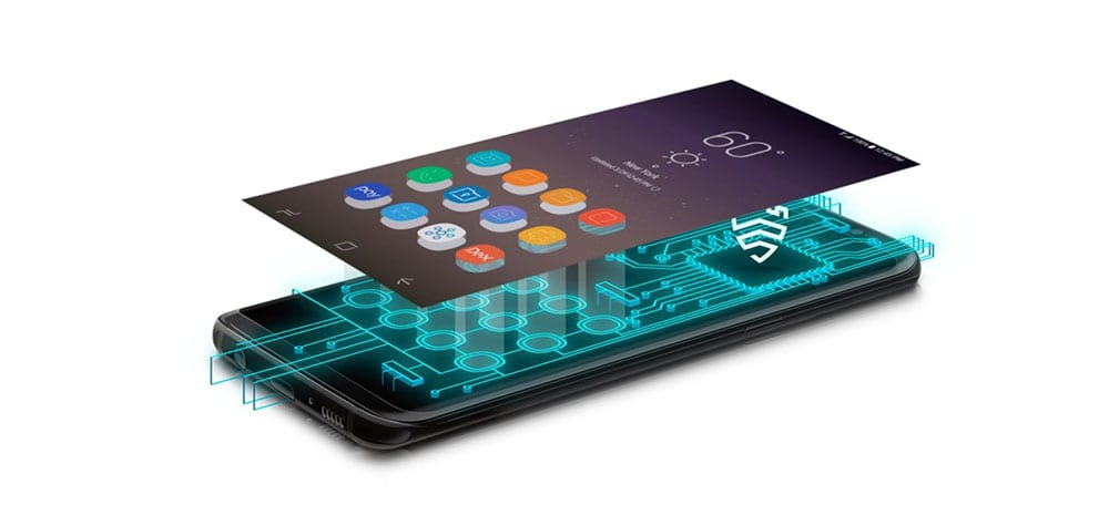 Samsung Knox: an Overview